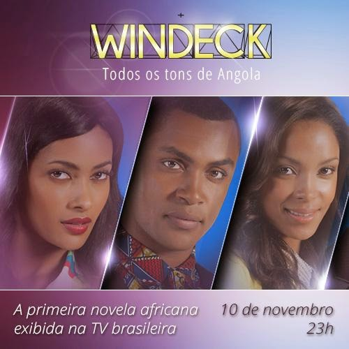 Chamada de estreia de Windeck na TV Brasil