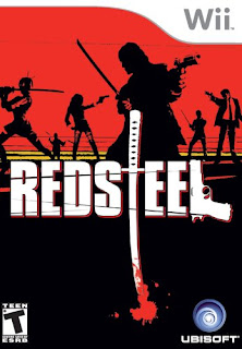 Box art for Wii game Red Steel