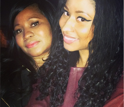 Anaconda Hit-maker Nicki Minaj Shares A Selfie On Her 32nd Birthday Today Plus Beyoncé & Madonna Messages to Her