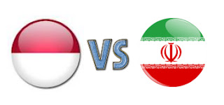 Indonesia VS Iran