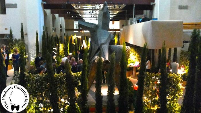 Pitti 86 - Mostra Il Giardino Incantato di Braccialini - Museo Marino Marini
