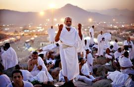 Hajj (pilgrimsreise) 2016, 9. - 14. september
