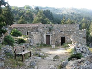 Church Taxiarhon Old Pyli