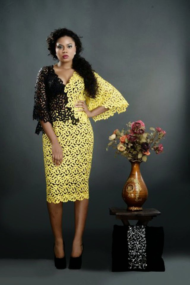 Lookbook Trish O Couture S New Collection Femme Fatale Ciaafrique African Fashion