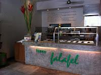 Happy Falafel Interior, Seminyak Bali