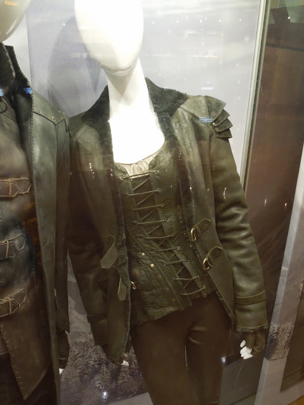 Gemma Arterton Hansel Gretel Witch Hunters costume