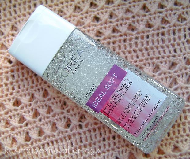 Oczyszczający płyn micelarny Ideal Soft- czy faktycznie idealny?