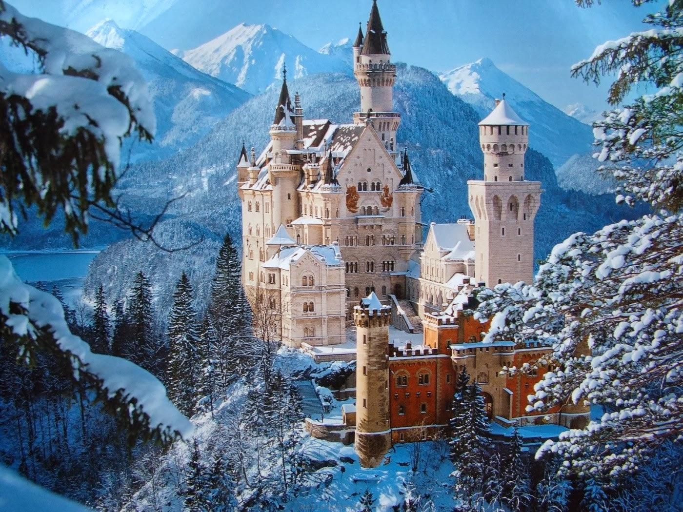 El príncipe mendigo Castello-Neuschwanstein