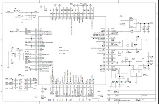 schematic of the flying bird e858
