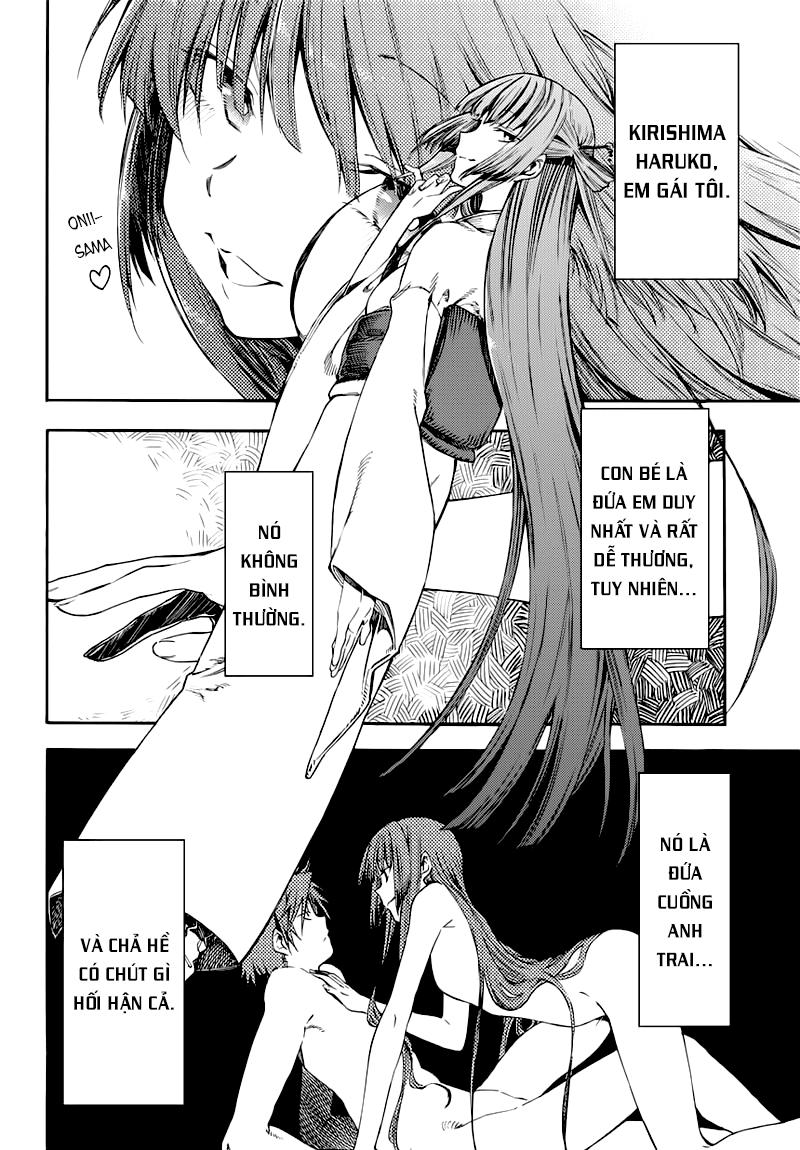 Monku no Tsukeyou ga Nai Rabukome chap 16 Trang 3 - Mangak.info