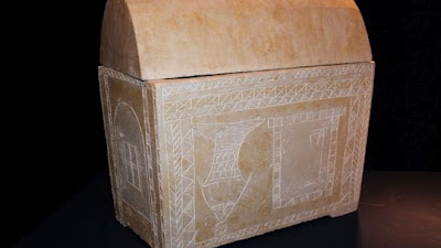 Ancient 'Bone Box' Called Oldest Christian Artifact