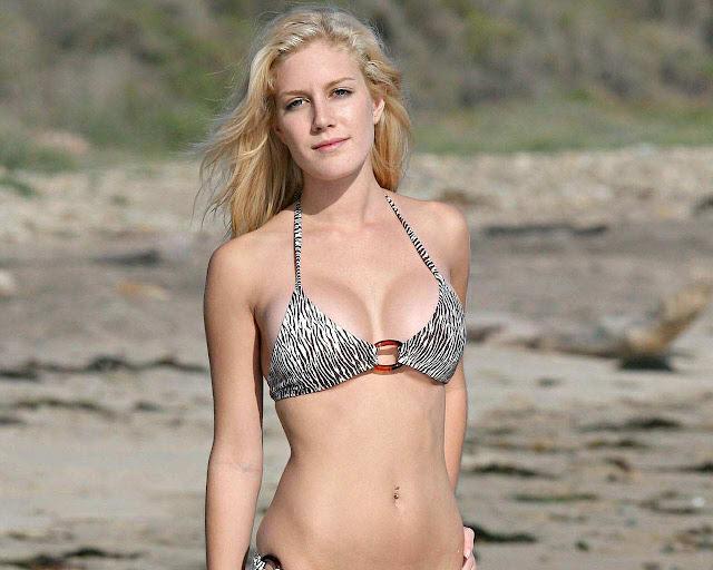 Heidi Montag Biography and Bikini Photos