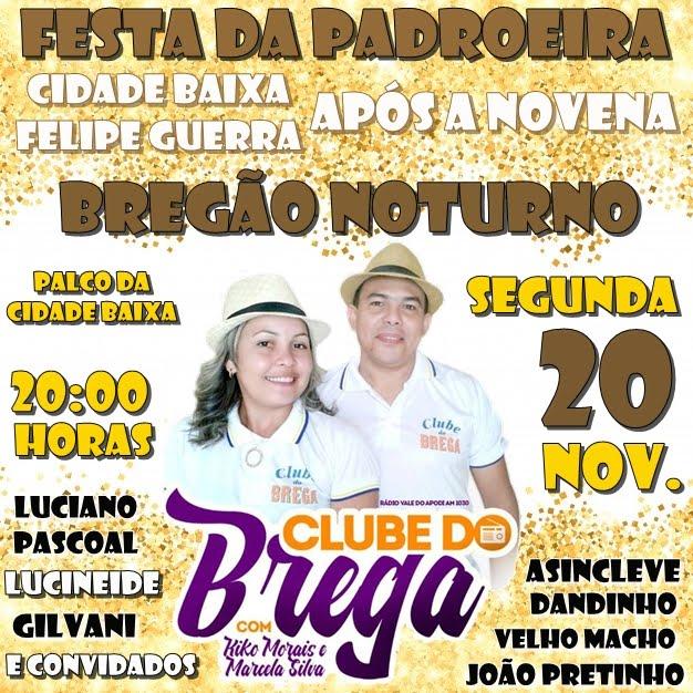 BREGÃO NOTURNO - 6º ANO