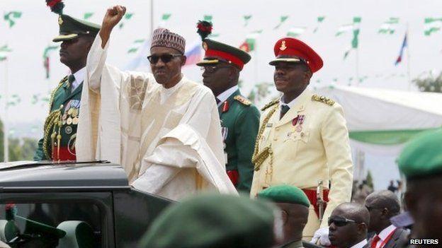 Muhammadu Buhari's Inaugural Address