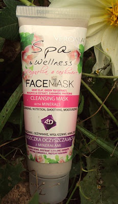 VERONA Spa&Wellness - Mineralna maseczka oczyszczająca do twarzy