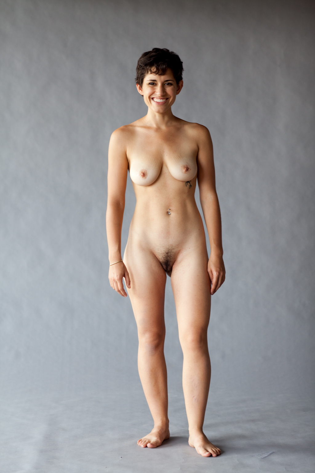 Mike dawson nude brunette