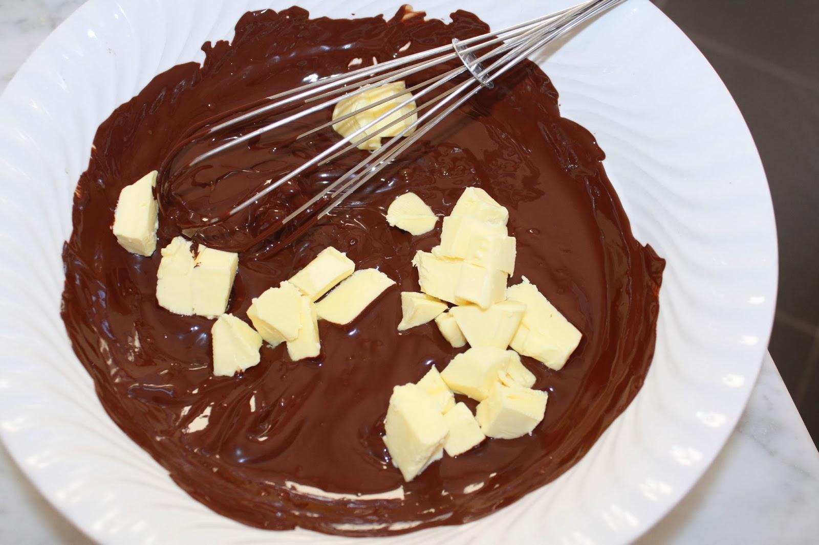 mousse al cioccolato afrodisiaca