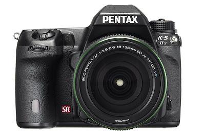 Fotografia della Pentax K-5 II s con il 18-135mm
