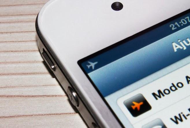 """¿Por qué utilizar el """"Modo Avión"""" del celular?"""