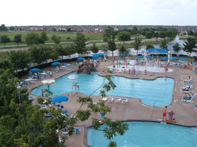 Waterview Community Swimming Pool Water Park Opening Rowlett Tx