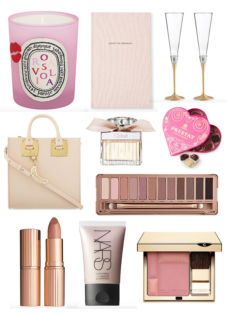 Valentines day gift guide, valentines day, gift ideas, gifts under 25, gifts under 50, beauty gifts, valentines day ideas