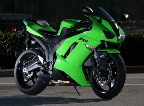 Specs Motorcycle  Kawasaki Ninja 600 Manual