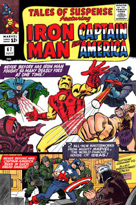 Tales of Suspense #67, Iron Man and Captain America