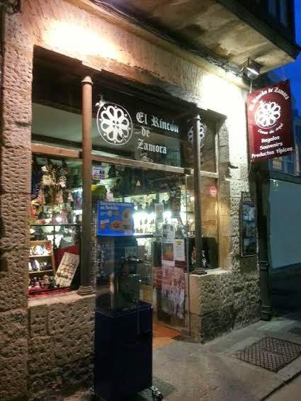 El Rincón de Zamora.Cosas de aquí