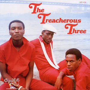Treacherous Three ‎– The Treacherous Three (Vinyl) (1984) (256 kbps)