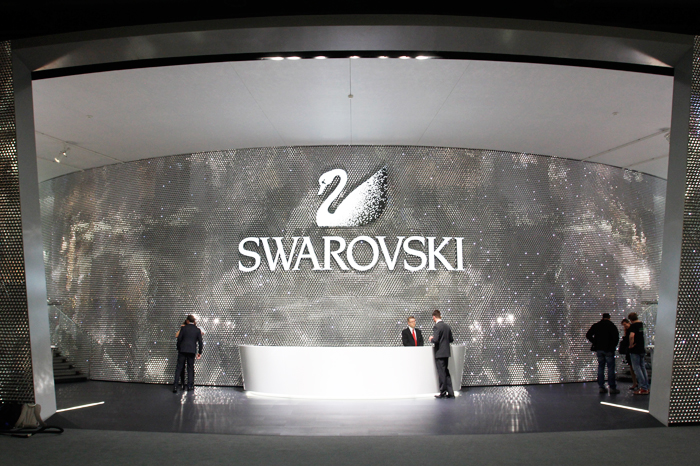 Baselworld 2015: Sparkly Evening with Swarovski