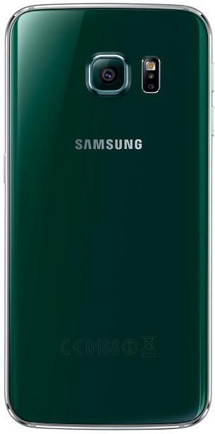Samsung Galaxy S6 Edge (green)