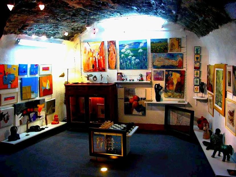Collect Arts Galerie d'Art  à Corte , Corse