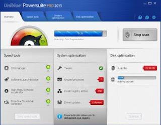 Uniblue PowerSuite 2013