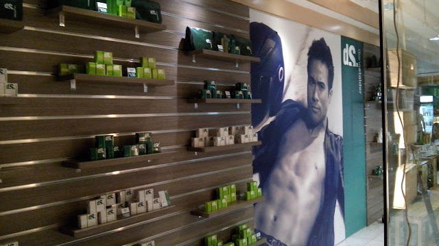 diana stalder products, model sam milby,