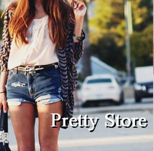 Parceria Loja Prettty Store