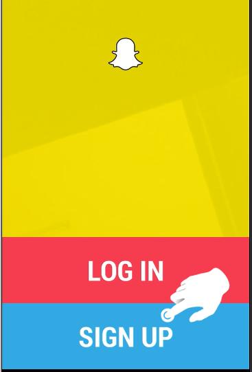 Cara Daftar menggunakan Snapchat pada iPhone dan Android