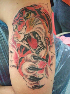 tiger tattoo best style for men