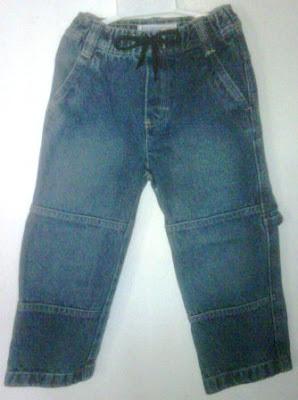 Celana Jeans Anak Laki-laki SIMPLY BASIC