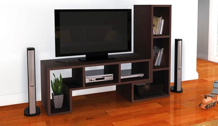 Fotos de muebles de melamina para sala for Muebles de sala