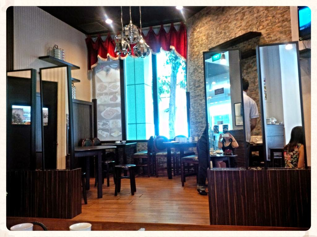 TheArcticStar\'s Tales: Lunch at 3 Plus 1 Restaurant (三菜1汤)