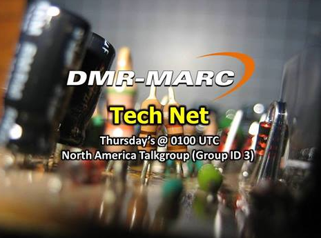 DMR-MARC  TECH NET