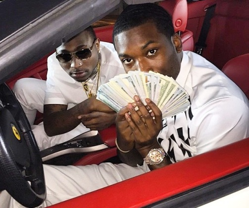 NDLEA coming for Davido over 'Fans Mi' video with Meek Mill?