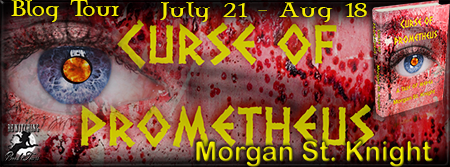 Curse of Prometheus Blog Tour