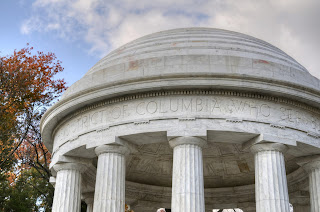 The District of Columbia WWI Memorial