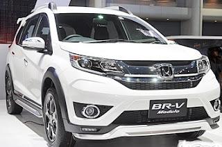 Honda BR-V Modulo