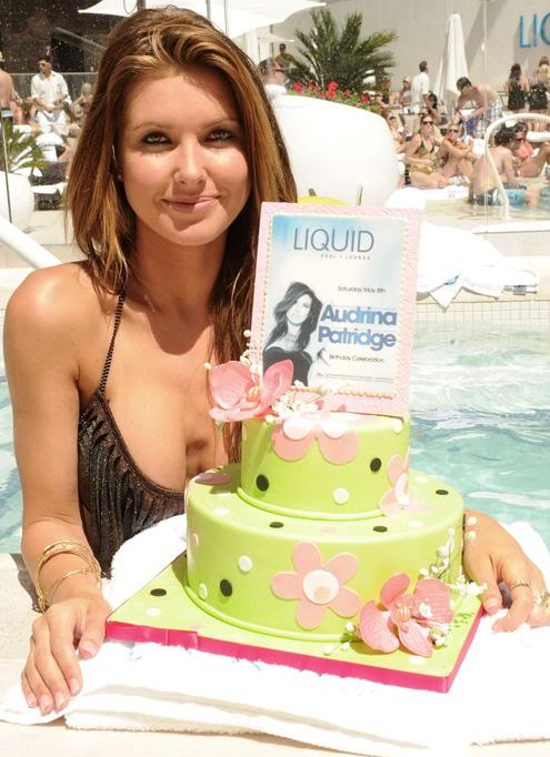 Audrina Patridge Hot Bikini