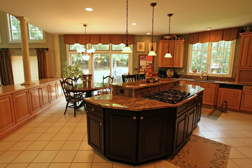 Completed Project By Signature Kitchens