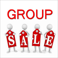 Join our monthly wholesale group sale