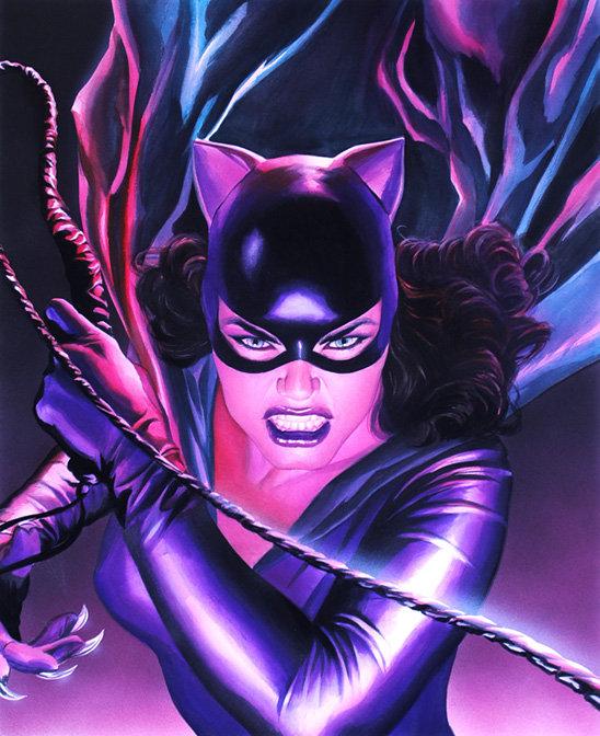 Black Cat Lex Steele