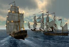 Korsan Gemisi Savaş Oyunu